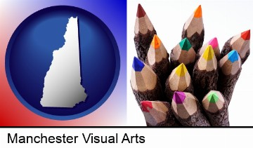 colored pencils in Manchester, NH